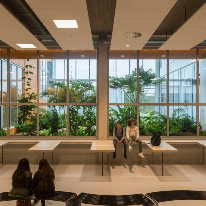 Copijn Campus 013 Interieurbeplanting