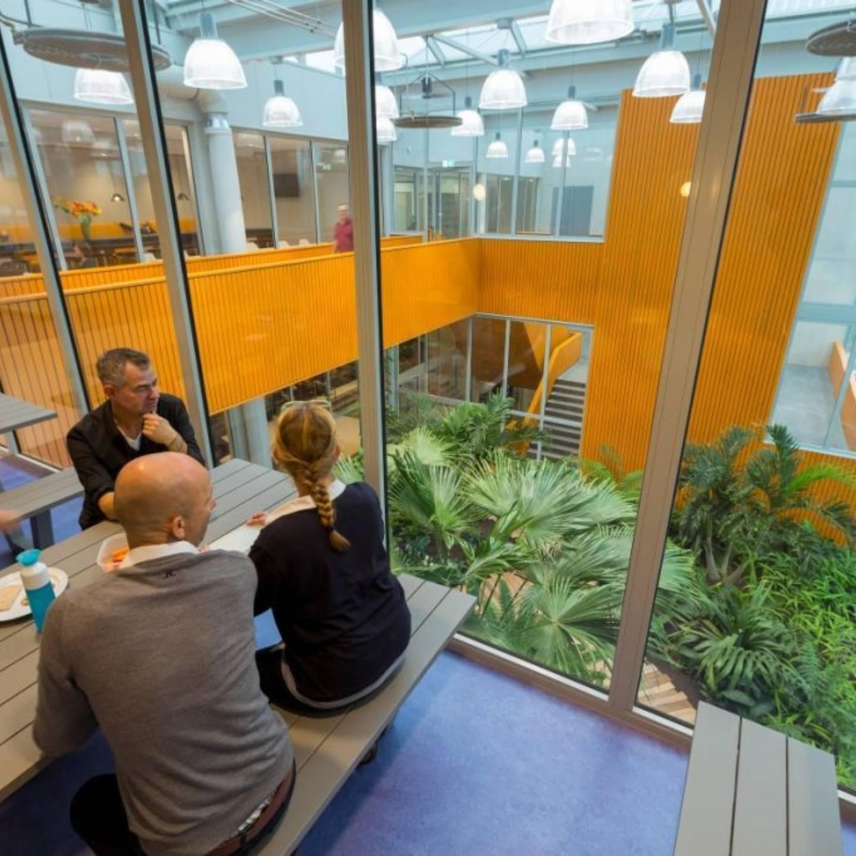 Copijn Campus 013 binnenbeplanting