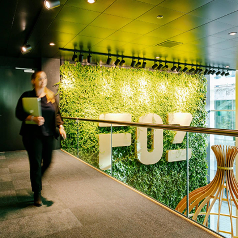 Amsterdam FOZ building