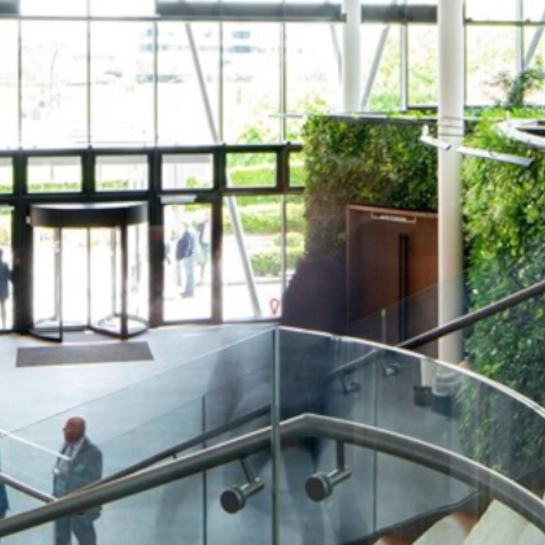 Brussel Greenhouse BXL entrance
