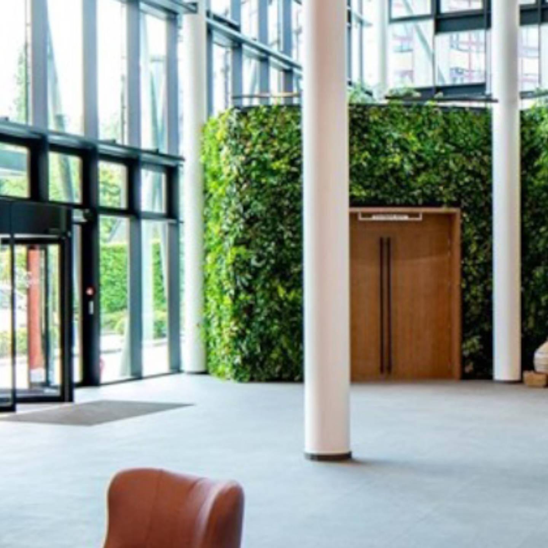 Brussel Greenhouse BXL lobby