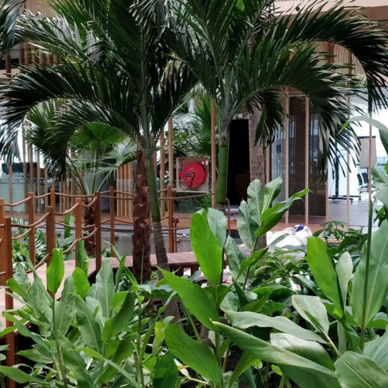 Hotel Jakarta lobby