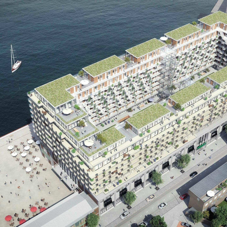 NL Rotterdam Fenix1 appartments 1