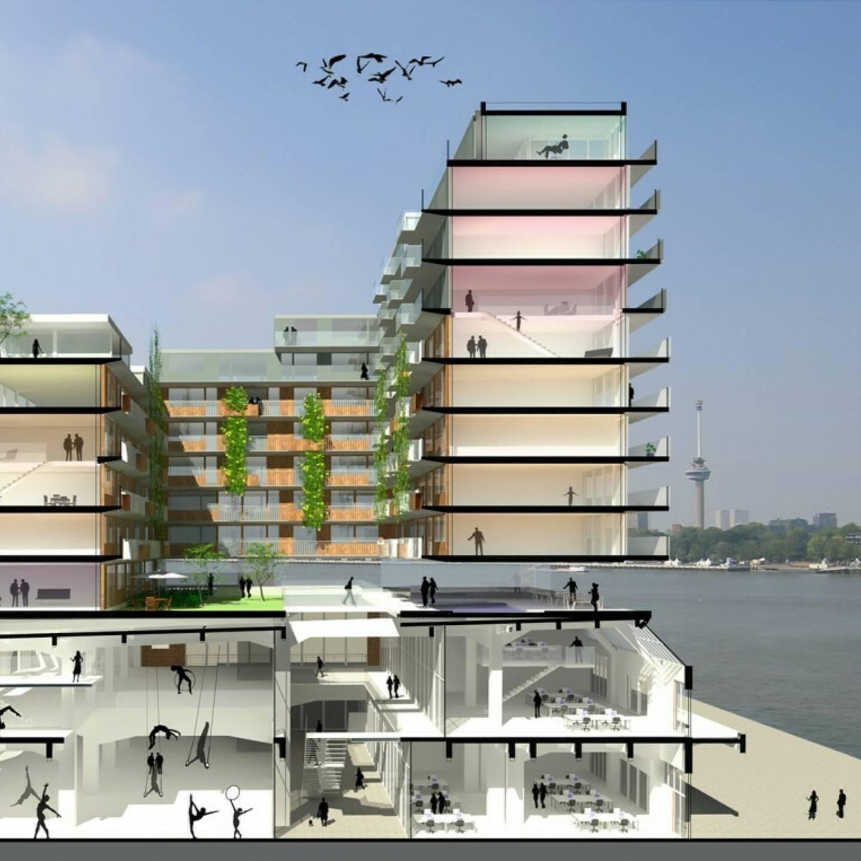 NL Rotterdam Fenix1 appartments 2