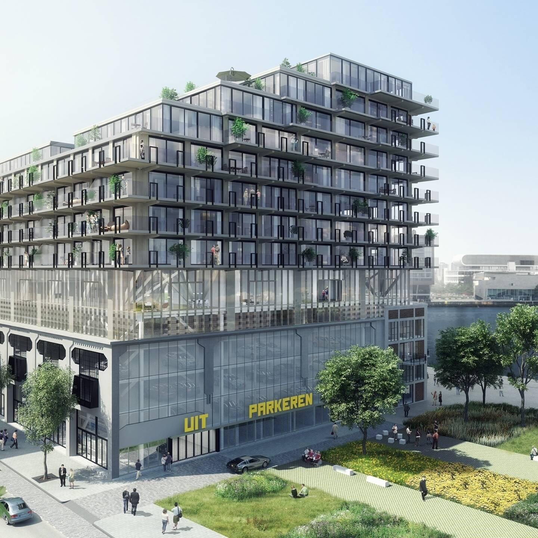 NL Rotterdam Fenix1 appartments 3
